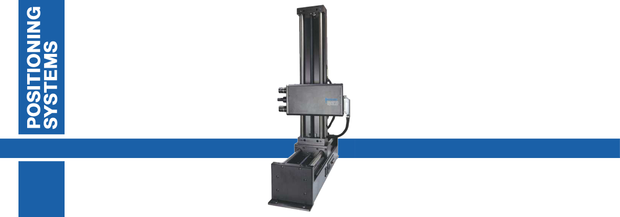 Positioning Systems (SS30, SS50, SS60, SS70, SS90, TM-1, ZM-1)