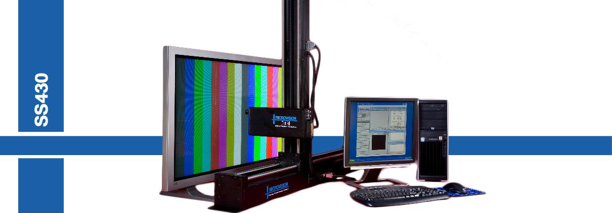 SS430 Display Measurement System